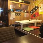 國枝鮮魚店 - 店内の雰囲気^^;