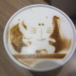 CROSSING CAFÉ - マキアート 400円