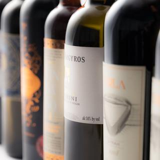 今ワインシーンでアツい『地中海のワイン』をお楽しみください