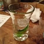 うりずん - 古酒8年。ロック。