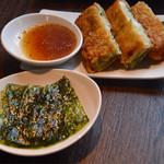 KollaBo - 韓国のりと海鮮チヂミ