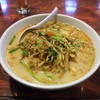 中華料理 陳 - 料理写真:野菜タンタン麺(白ごま)・大盛