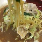 十八番 - ☆★恒例☆麺AGE♫★☆味噌ラーメン