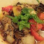 南国酒場リバーサイド - 牡蠣のアヒージョ