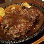 ゴッドバーグ - 肉々しく美味しい味わいです。