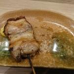 牛串酒場 バールミート - 2016年11月 豚バラ 190円