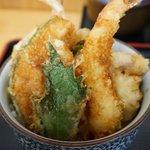 大黒亭 - 料理写真:天丼定食 760円。