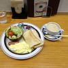 ロイヤル - 料理写真:スクランブルエッグモーニング600円