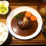 かふぇオハナ - 火曜日『夢空庵』ある日のランチ ¥700(税込)