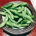 テバス - 枝豆