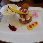 一色堂茶廊 - (2016/11月)箱根スイーツコレクション2016年秋