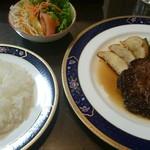 おーいえー - 料理写真:牛肉生姜焼