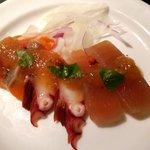 イニミニマニモ - 三種魚のカルパッチョ