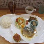 Blue Sea - ランチプレート 1200円