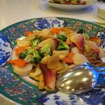 60062642 - 海鮮3種料理(2016年12月10日)