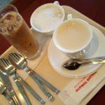 イタリアン・トマトカフェジュニア - カフェラテ、カプチーノ、アイスミルクティー