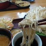 ねもとうどん店 - 料理写真:蕎麦