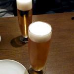 マイアリーノ - 生ビール(2016年12月)