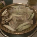 六本木 浜藤 - 野菜と舞茸