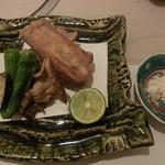 六本木 浜藤 - フグの唐揚げ