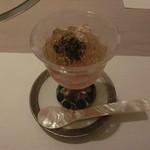 六本木 浜藤 - 煮凝りとキャビア・白トリュフ