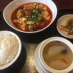 60068392 - 麻婆豆腐 (四川風麻婆豆腐)