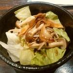 60068420 - 【2016.12.14(水)】セットの野菜サラダ