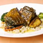 イタリア食堂 MARIA - 【冬限定】豚バラ肉のカシス煮込み