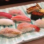 金沢まいもん寿司 - まんきつランチ