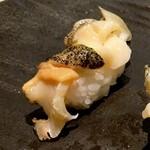 三寿司 - つぶ貝