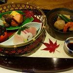 魚吟どい - ☆『魚吟どい』さん…八寸なメイン料理(≧▽≦)/~♡☆