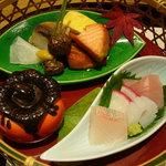 魚吟どい - ☆お造りや焼き物&和え物(*^。^*)☆
