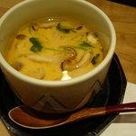 魚吟どい - ☆茶碗蒸しは…炙り鰻が良い香り(^^♪☆