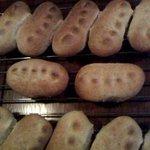 カッフェ ディ レニー - 料理写真:北海道の春の形、ほんの短い間の大地の恵み、白樺の樹液で拵えた自家製パン!