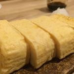 人形町 双庵 - 蕎麦屋の出汁巻き玉子680円