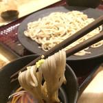人形町 双庵 - ミニもりとり天丼セット800円