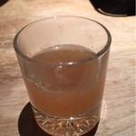 60071008 - ホット柿酒