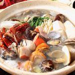 真鯛スープの!海鮮鍋(一人前)