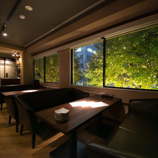 ◆特別なシーンで使える個室をご用意しております◆