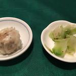 慶家菜 - 小鉢2品