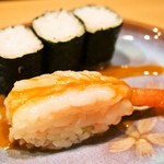 金寿司 - 甘海老
