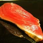 金寿司 - 鰹の薫製