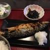 お食事処 呑み処 越前 - 料理写真:2016.12 さば焼き定食