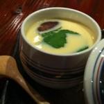 奏味創彩えんや - プルップルッの茶碗蒸し