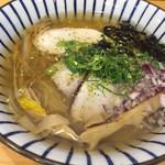 麺喰屋 澤 - 料理写真:山椒ラーメン
