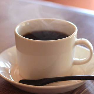 挽き立てハンドドリップコーヒー