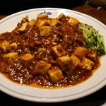 中国料理 高尾 - 麻婆炒麺。