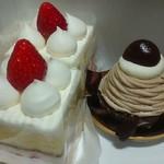シャトレーゼ - お1つ190円+税めちゃくちゃ安いケーキ