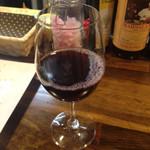 イタリア食堂おいり - サービスワイン1杯300円