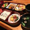 あがり一丁鮓地魚ダイニング - 料理写真:旬菜二段重昼御膳